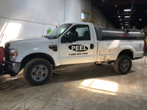 Used Plow Truck - 2008 F350