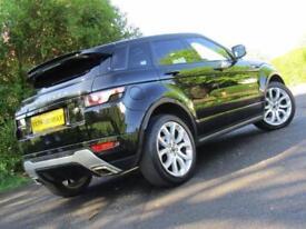 2013 Land Rover Range Rover Evoque 2.2 SD4 Dynamic AWD 5dr