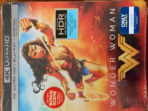 Wonder Woman Steelbook Collectors edition
