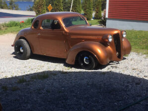 1937 Dodge coupe for sale