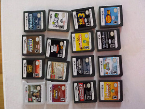 Nintendo games for sale or trade
