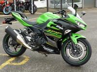 Kawasaki Ninja 400 2019 model KRT