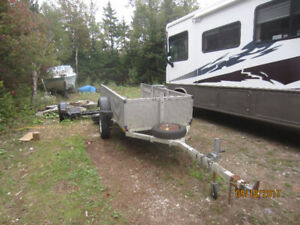 Utility Trailer - NEW PRICE