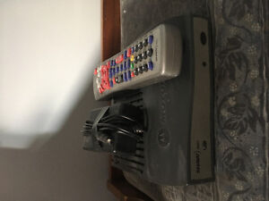Shaw receivers with remotes