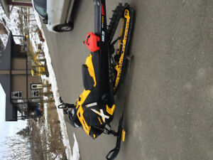 2013 skidoo 800 summit X 163
