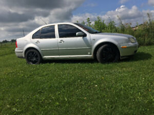2001 VE Jetta 5spd Manual