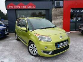 image for 2009 59 CITROEN C3 PICASSO 1.6 EXCLUSIVE HDI 5D 90 BHP DIESEL