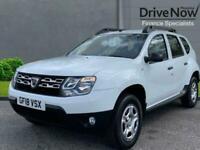 2018 Dacia Duster 1.6 SCe Air (s/s) 5dr SUV Petrol Manual