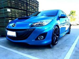 MAZDA 3 TURBO MPS LUXURY Highland Park Gold Coast City Preview