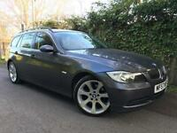 2007 BMW 325 3.0i SE Touring, ONLY 66k Miles, Service History