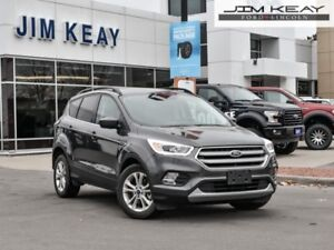 2017 Ford Escape SE  - Bluetooth -  Heated Seats - $93.88 /Wk