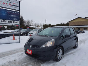 2009 Honda Fit-Safety and Etested! Low KM & Accident Free!