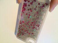 Glitter starry phone cover