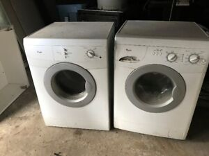 Whirlpool Apartment Condo Size Washer Dryer 350 A Pair