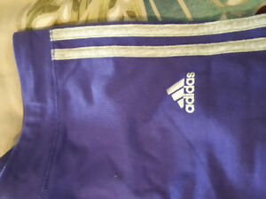 Adidas girls size 14 tights worn once