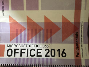 Microsoft Office 365 Office Fundamentals 2016