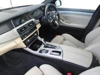 2015 BMW 5 SERIES 535D M SPORT Automatic Saloon