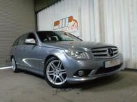 Mercedes-Benz c220 CDi Sport 5dr Auto estate leather sat nav