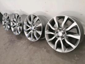 Genuine Range Rover Sport 20 inch Alloys