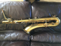 Martin Handcraft Imperial Low B Baritone Saxophone 1934 109xxx;