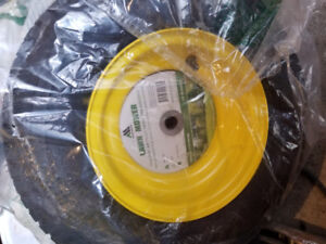 LAWN WHEEL With TIRE ON