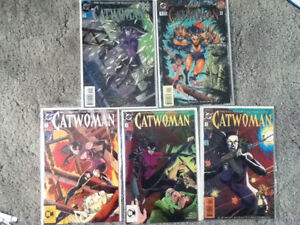 Comics: CatWoman Issue #0-20