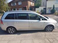 Vauxhall Zafira 1.9CDTi Design 7 Seater Mpv