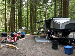 2017 Forrest River 232ESP - Tent trailer