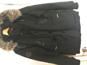 Mens Large Oppenheimer Arctic Expidition winter jacket