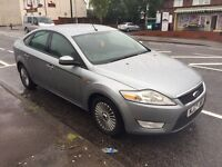Ford Mondeo 2.0TDCI ZETEC 140PS (silver) 2007