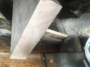 Looking for affordable rough sawn lumber