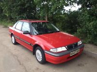 Rover 416 Sli AUTOMATIC IN VERY GOOD CONDITION low millage 66K 1 year MOT