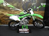 Kawasaki KX250F Motocross bike Very clean example 16 hours from new