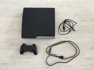PS3 , 25+ GAME,  Controller, 160GB, Camera with move $130 OBO