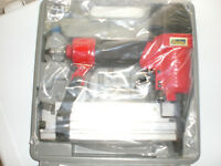 Air nailers and compressor