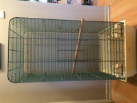 XLarge Parrot bird cage with stand