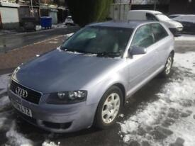 2004 Audi A3 1.6 Special Edition