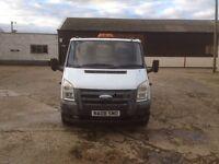 Crew cab tipper £4500 NO VAT