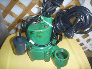 MYERS SRM 4PC-1 ( 2 IN.) SEWERAGE/ SUMP PUMP NEVER USED