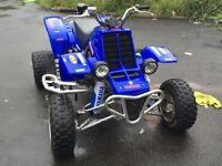 Yamaha Banshee Quad 06 Model May swap or Px