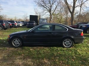 2001 BMW 3 SERIES 325CI * RWD * LEATHER * SUNROOF London Ontario image 3