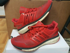 47384720c73 Adidas Energy Boost - Sport Red ( Mens 8.5)