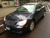 1 Day FINAL, 2008 Chrysler Sebring Touring Convertible,Leather