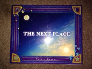 THE NEXT PLACE BOOK