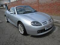 2004 MG MGF TF 1.8 135 MANUAL PETROL 2 DOOR CONVERTIBLE