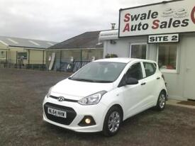 2014 HYUNDAI I10 S 1L 14,409 MILES - FULL SERVICE HISTORY - £20 TAX - 1 OWNER