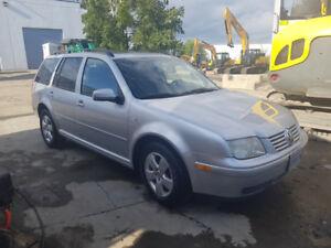 2005 VW Jetta Wagon
