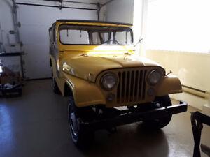 1966 Jeep CJ perfect condition