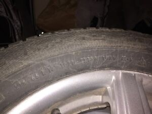 Gislaved NordFrost 5 Winter Tires 215/65 R16 Kingston Kingston Area image 8