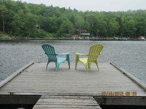 Sherbrooke Lake  - Waterfront Vacation Cottage near Parkdale NS